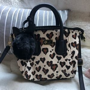 Betsey Johnson Shoulder and Crossbody Purse
